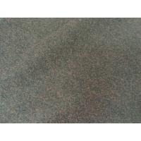 Wholesale Elegant Comfortable Warm Flannel Wool Fabric For Winter Coat / Uniform from china suppliers