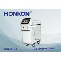 Wholesale Stationary Non invasive Anti Puffiness Wrinkle Remover HIFU Face Lift Machine from china suppliers