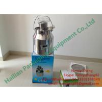 Wholesale Food Grade Milk Mixing Machine 110 - 220 Volt Ice Cream Blender from china suppliers