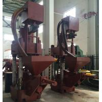 Wholesale Vertical PLC Control Hydraulic Briquette Press Machine For Metal / Cooper Chip from china suppliers