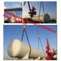 Wholesale 2017s ASME standard 200,000Liters surface lpg gas storage tank for sale, factory sale 200m3 propane gas storage tank from china suppliers
