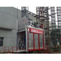 Quality Construction Building Passenger And Material Hoist , 2700kg Capacity for sale