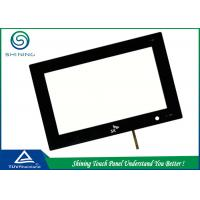 Wholesale 4 Wire Smart Home Touch Panel / 10 Inch Touch Screen High Sensitivity from china suppliers