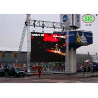 Wholesale Full Colour large LED display , DIP 346 Pixel 10mm outdoor LED billboards from china suppliers
