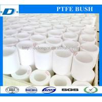 Wholesale nature white ptfe teflon pipe,ptfe sleeves from china suppliers