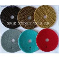 Wholesale 3 Step Wet Diamond Polishing Pads 4 Inch from china suppliers