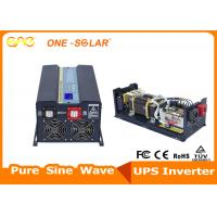 Wholesale 1500w 12V Solar Converter Hybrid Pure Sine Wave Output Inverters Off Grid Inverter from china suppliers
