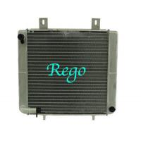 Wholesale Car Cooling System Aluminum ATV Radiator Engine Prevention OEM / ODM Service from china suppliers