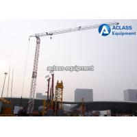 Wholesale QTK25 Self Rising Tower Cranes Mini Self - Erection Grue For Construction from china suppliers