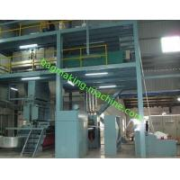Wholesale Recycle Non Woven Fabric Making Machine With High Speed 250m/min from china suppliers