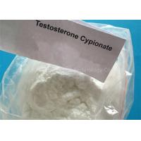 Wholesale Effective Raw Steroid Powders Testosterone Cypionate 58-20-8 for Muscle Growth from china suppliers