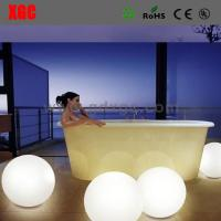 Wholesale 2016 newest light outdoor garden decor led lighting ball from china suppliers