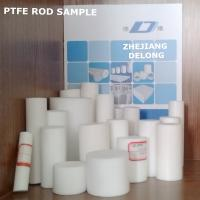 Wholesale insulating ptfe rod for electric machine parts from china suppliers