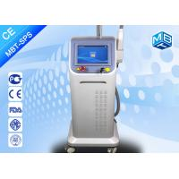 Wholesale 1064 nm + 532 nm + 1320 nm Q Switch Nd Yag Laser For Tattoo Removal Machine from china suppliers