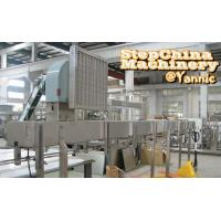 Buy cheap PET Bottle / Empty Bottle Automated Conveyor System With Air Fan 380V 50Hz 3 Phase from wholesalers
