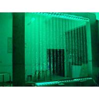 Quality digital water curtains,decorative water fall indoor water fountain for sale
