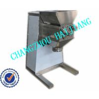 Wholesale Adjustable Mesh Nets Wet Granulation Machine Swaying Granulation Single Axis from china suppliers