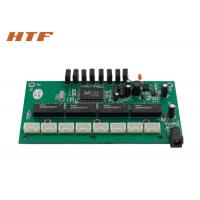 Wholesale 1gb Network Switch Module , 10/100Mbps Ethernet Switch Board 8 Port from china suppliers