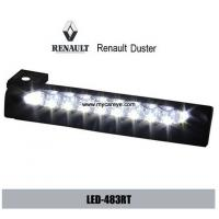 Wholesale Renault Duster DRL LED Daytime Running Lights automotive led light kits from china suppliers