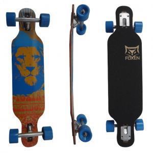 "Wholesale Xinda Sport Longboard 31.75*7.5""Lagen Maple Ahorn Abec 9 Long Board Skateboard Streetsurfer 104cm from china suppliers"