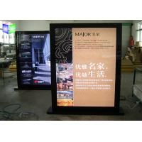 Wholesale Standalone Picture Frame Big Light Box , Freestanding Lightbox Illuminated from china suppliers
