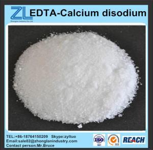 Wholesale EDTA-Calcium disodium Ca 9.5~10.5% from china suppliers