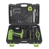 Wholesale 12V 14.4V 18V DIY Power Tools Cordless Drill Sets , Variable Speed Cordless Screwdriver from china suppliers