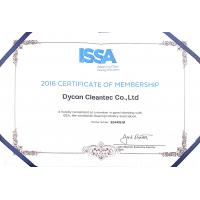 Dycon Cleantec Co.,Ltd Certifications