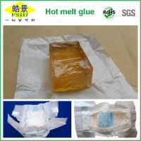 Wholesale Attractive and Durable Hot Melt Pressure Sensitive Adhesive For Baby Diaper from china suppliers