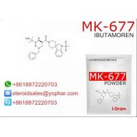 Wholesale 99% Assays Sarms Mk-677 Ibutamoren Nutrobal CAS 159752-10-0 Mesylate Health from china suppliers