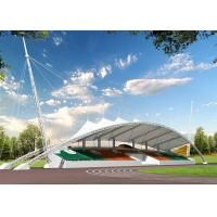 Wholesale Membrane Structure Outdoor Sports Tents for Stadium Sun Shade from china suppliers