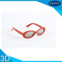 Wholesale ABS  Plastic Linear / Circular Polarized 3D Glasses For  Movies from china suppliers