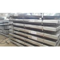 Wholesale Cold Rolled Steel Plate 6mm Thick Galvanized Steel Sheet Metal Minimum Spangle from china suppliers