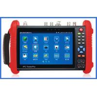 Wholesale Ip/Sdi/Cvi/Tvi/Ahd Tester 7 Inch Ips Hd Full View Capacitive Touch Screen With Wifi from china suppliers