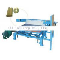 Wholesale Manual Pillow Foam Contour Cutter 3.8kw , Polyurethane Foam Cutting Machine from china suppliers