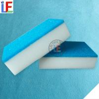 Wholesale Household Accessory 10Kg/M3 Compressed Nano Melamine Eraser Sponge from china suppliers