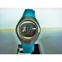 Wholesale Blue Waterproof Children Digital Watches For Boys , Dual Time Wrist Watch from china suppliers