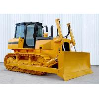 Wholesale Semi Rigid Suspended Crawler Bulldozer , Power Shift  Road Construction Mining Dozer from china suppliers