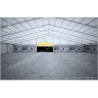 Wholesale Solid Corrugated Sheet Walls Outdoor Warehouse Tents Marquee ISO CE Certification from china suppliers