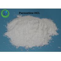 Wholesale 98% Paroxetine Hydrochloride Nootropic Powder , USP Standard Paroxetine HCL from china suppliers
