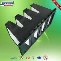 Wholesale Gas Turbine Air Handling Unit  Air Filter Plastic Frame High Efficiency from china suppliers