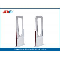 Wholesale Barrier Free RFID Time And Attendance Gate , RFID Portal Reader Acrylic And Metal Plate Housing from china suppliers