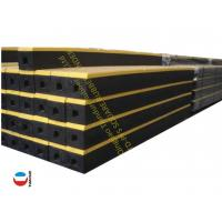 Wholesale Square Rubber Marine Dock Bumpers CCS Certificate For Large Vessel from china suppliers