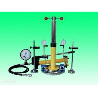 Buy cheap E37 Digital Static Plate Load Test instrument for subgrade testing machines from wholesalers
