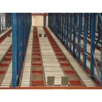 Wholesale Adjustable Selective live pallet storage gravity flow shelving for Production assembly line from china suppliers