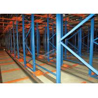 Quality Cold Supply Chain Industrial Pallet Racks Heavy Duty 5-45 Celsius Degree Working Temperature for sale