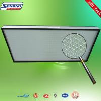 Wholesale Outdoor Cabinets Home Air Filters Aluminum Profiles Air Purifier Filters High Efficiency AHU from china suppliers
