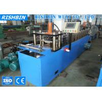 Wholesale Customized Stud Track Runner Roll Forming Machine for Steel Fabricated Truss from china suppliers