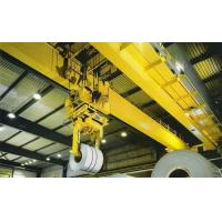 Buy cheap Heavy Duty Single Girder Crane , Single Beam Electric Overhead Travelling Crane from wholesalers