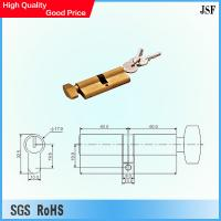 Wholesale Brass cylinder with knob from china suppliers